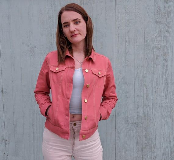 the Hampton jean jacket – pt. 2