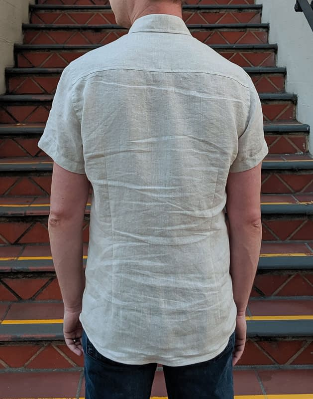 Fairfield Back View