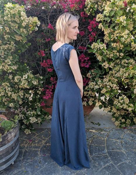 Anna Dress Back
