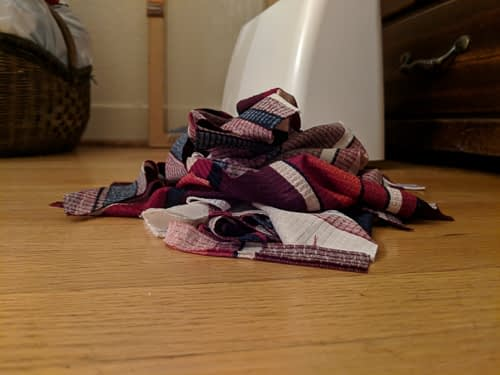 Small Scrap Pile