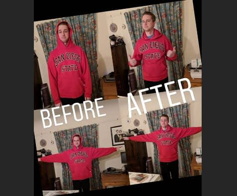 Sweater Alteration