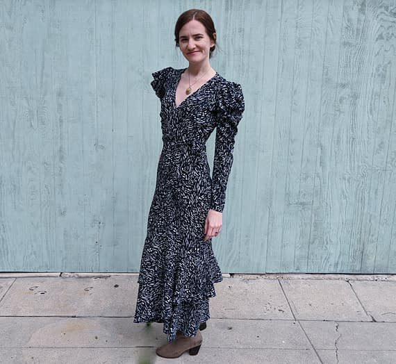 the M7998 dress