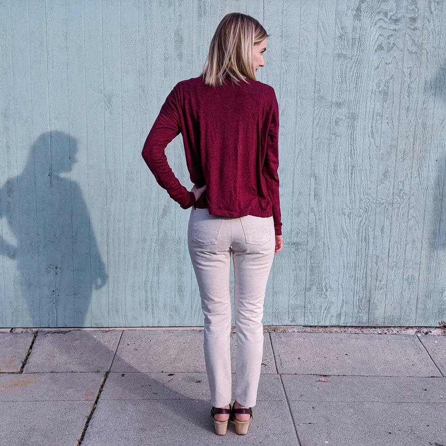 Dawn Jeans backside
