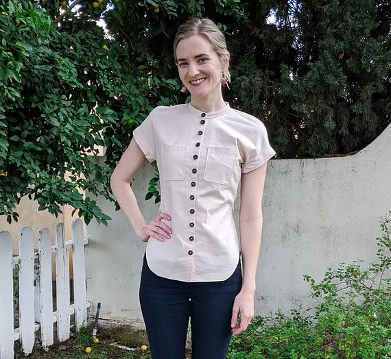 the Melitot shirt