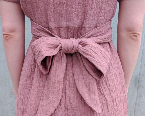 Bow Tie Dress