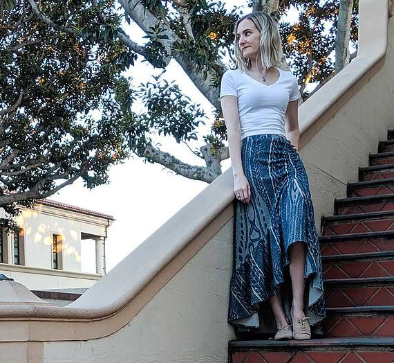 the M7933 skirt