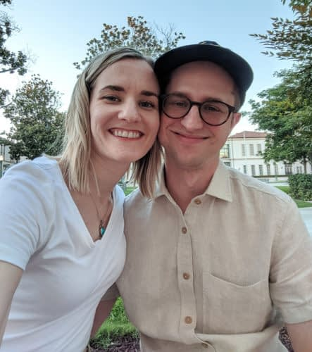 Miranda and Ian