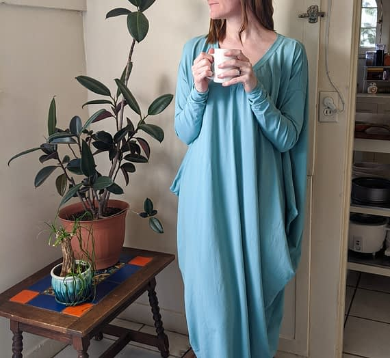 the S8911 dress