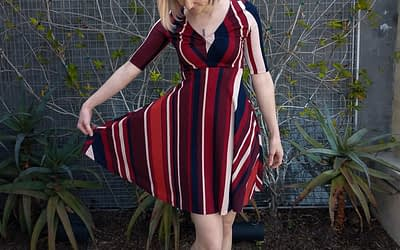 the Joni dress