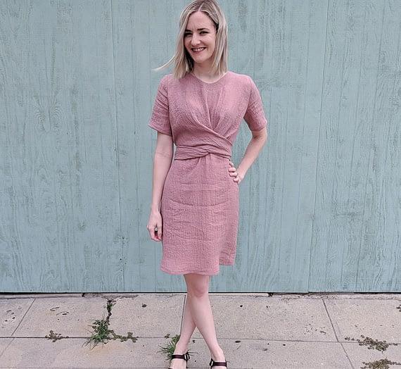 the Meridian dress